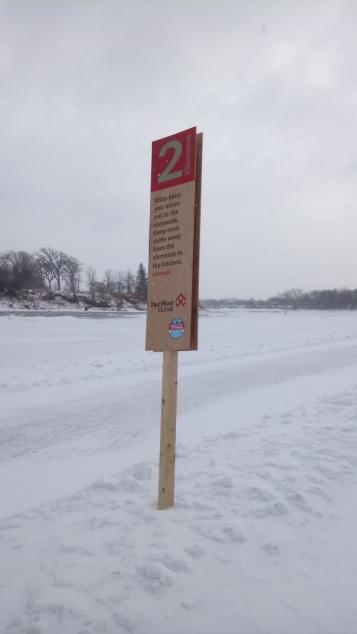 2km marker