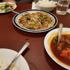 Garden Special Chow Mein
